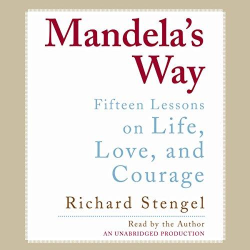Mandela's Way audiobook cover art