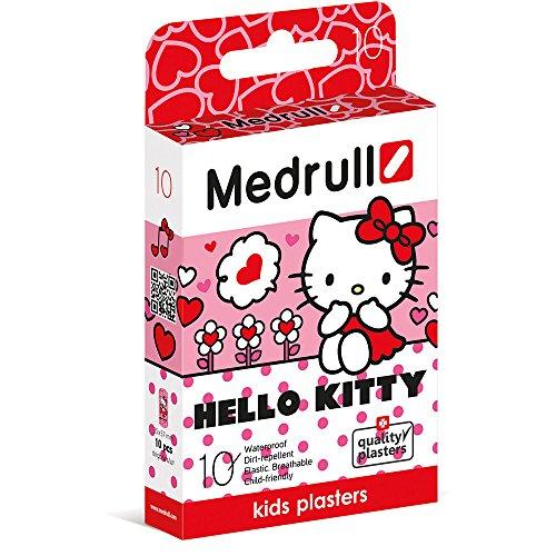 Medrull 2 Packungen Hello Kitty Sensitiv Pflaster für Kinder - Bestes Geschenk