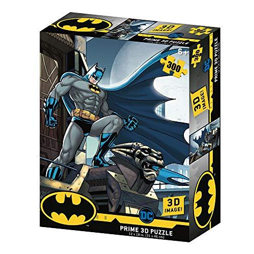 Prime 3D-Puzzle lenticular DC Comics Batman 300 (Efecto 3D)