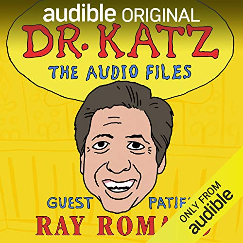 Ep. 2: Ray Romano (Dr. Katz: The Audio Files) cover art