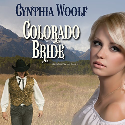Colorado Bride audiobook cover art