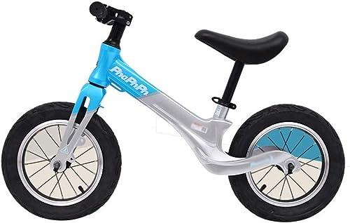 El ultimo 2018 Agradecido por todo todo todo Bicicleta de Equilibrio para Niños Bicicleta Deslizante 2-3-6 años de Edad Sin Pedal Mini Bicicleta de Dos Tonos Diseño, 3 Estilos (Color   azul)  Venta barata