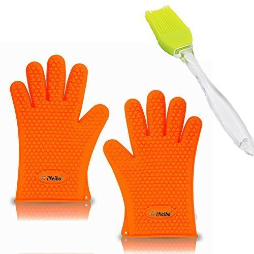 iNeibo Kitchen guanti da cucina/guanti da forno/guanti...