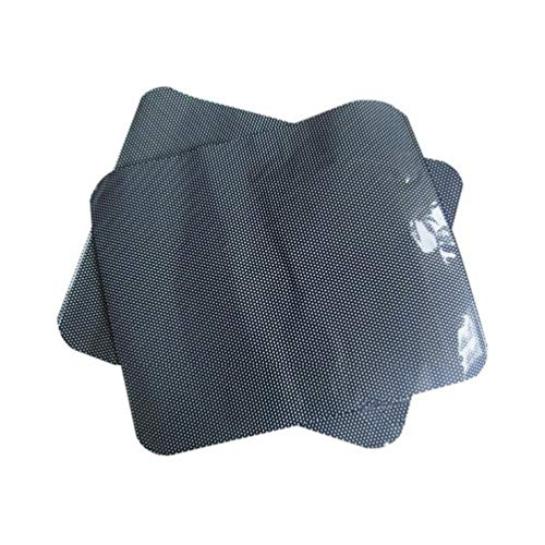 BESPORTBLE 2 Pares de Ventana Lateral del Coche Parasol Adhesivo Película Pegatinas para Protección Solar UV Ray Protector Reflector de Escudo Térmico