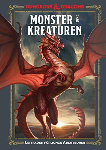 Monster & Kreaturen: Dungeons & Dragons: Ein Leitfaden für junge Abenteurer (Dungeon & Dragons Zusatzmaterial)