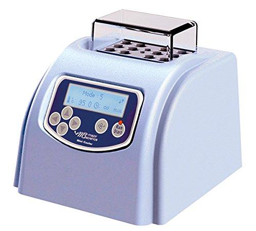 DUTSCHER 022255 Bain à sec réfrigérant et chauffant Mini-cooler 203
