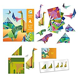 8. Djeco : Origami – Dinosaurs