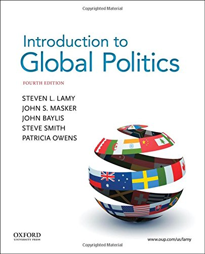 Price comparison product image Introduction to Global Politics