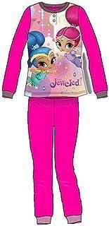 Pijama de algodón de Shimmer and Shine 8 años