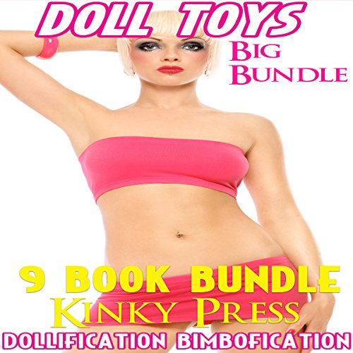 Doll Toys: Big Bundle of 9 Books audiobook cover art
