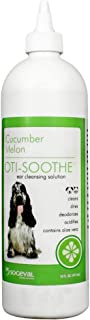 Oti-Soothe +PS Ear Cleansing Solution With Aloe Vera, Cucumber Melon, 16 oz