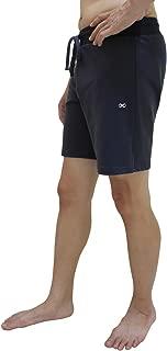 YogaAddict Yoga Shorts for Men, Quick Dry, No Pockets, Drawstring, Yoga, Pilates, Gym, Exercise, Activewear