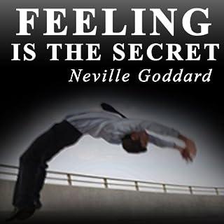 Feeling Is the Secret 1944 audiobook cover art