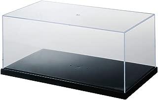 ウェーブ ディスプレイ T・ケース (L) 1/18ミニカー対応 プラスチック製 W280×D150mm×H113mm (内寸) OP166 ディスプレイケース