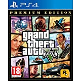Grand Theft Auto V (GTA 5) Premium Edition PS4