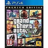 PS4 GTA Grand Theft Auto 5 - Premium Online Edition EU