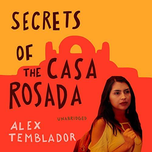 Secrets of the Casa Rosada audiobook cover art