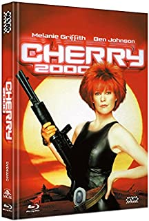 Cherry 2000 - uncut (Blu-Ray+DVD) auf 333 limitiertes Mediabook Cover C [Limited Collector's Edition] [Limited Edition]