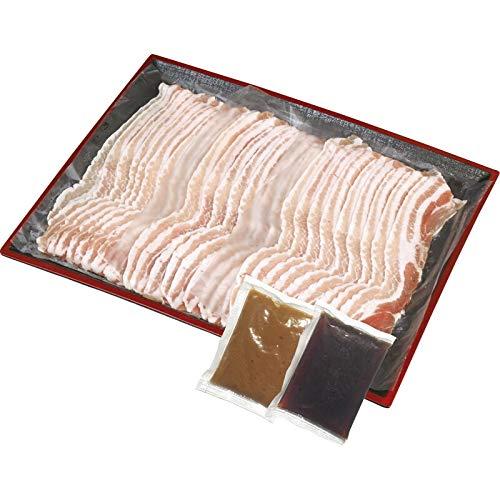 鹿児島黒豚しゃぶしゃぶセット 【国産 日本産 豚肉 しゃぶしゃぶ用 お肉 贅沢 美味しい おいしい うまい お取り寄せグルメ お取寄せグルメ 5000】