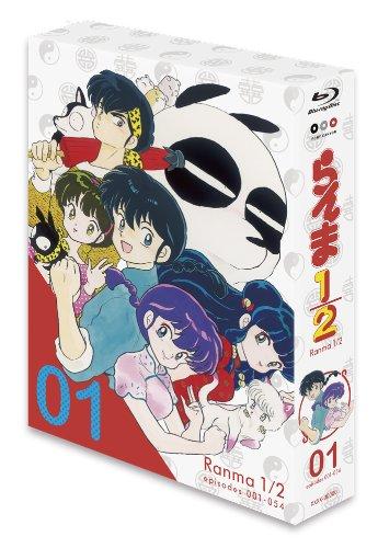 TVシリーズ「らんま1/2」Blu-ray BOX (1)の拡大画像
