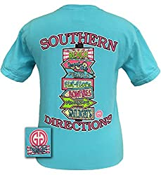 Girlie Girl Originals Women's Southern Directions T-Shirt