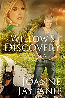Willow's Discovery: A Paranormal Romantic Suspense Novel (The Winters Sisters Book 3) by [Joanne Jaytanie]