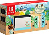 Nintendo Switch - 2020 Special Edition - Animal Crossing: New Horizons - Internal Storage 32GB - Bundle Woov Micro SD 256 GB