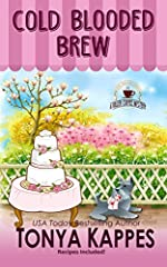 Cold Blooded Brew: A Dog Cozy Mystery (A Killer Coffee Mystery Series Book Four)