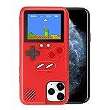 Kesv Gameboy Funda para Phone,Retro 3D Gameboy Design Style Funda de Silicona con 36 Juegos Peque?os, Pantalla a Color, para Samsung Galaxy Note 10 Plus