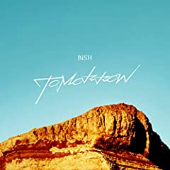 BiSH「TOMORROW」のCDジャケット