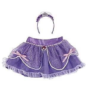 Disney Princesas Tutú y tiara, diseño Princesa Sofía (Cefa Toys 88265)