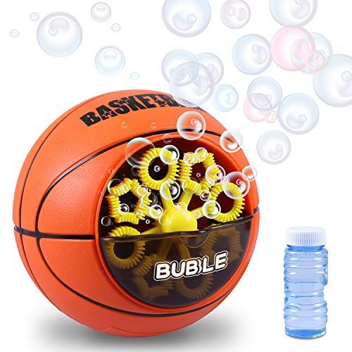 Basketball Bubble Maker