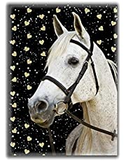 Ragusa-Trade Diario, diario de caballos, diario de entrenamiento (3660HS), 80 páginas, 17 x 12 cm
