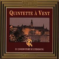 Blaserquintet Luxemburg; Wind by ARRIEU / IBERT / SOURIS