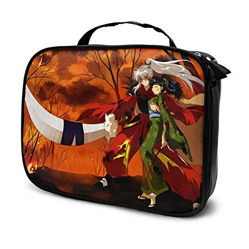 Makeup Bag Cosmetic Pouch Organizers Storage Travel Toiletry Organizer