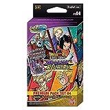 Dragon Ball Super Series 13 Unison Warrior Series 4: Premium Pack PP04 Set - 4 Booster Packs + 2 promos