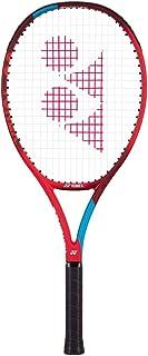 Yonex VCORE 26 Inch 6th Gen Junior Tennis Racquet, Tango Red
