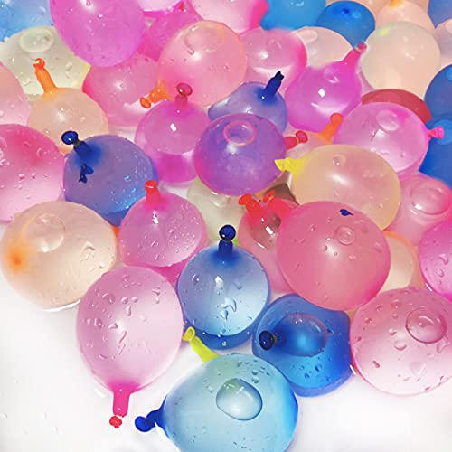 Ctoiotc 611 Pcs Water Balloons, Water Balloons Assorted Colors with...