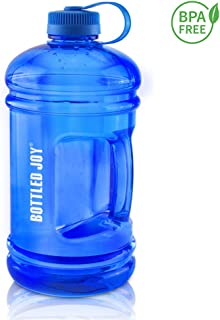 Large Water Bottle Gallon Jug 105OZ BPA-Free Big Water Container Sport Outdoor