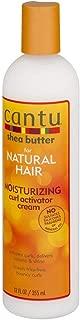 Cantu Shea Butter Moisturizing Curl Activator Cream 12 Oz.