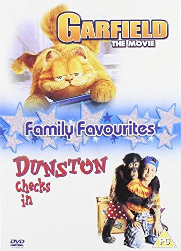 Garfield: The Movie/Dunston Checks In [DVD]