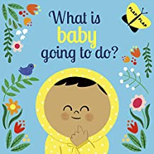 What is Baby Going to Do? (Flap Flap)