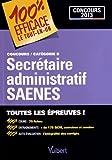 Secrétaire administratif SAENES - Concours catégorie B