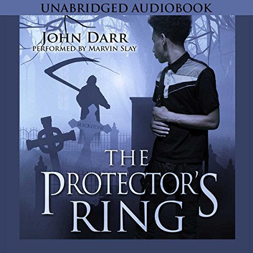 The Protector's Ring audiobook cover art