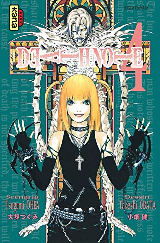 Death Note - Tome 4 (DEATH NOTE (4))