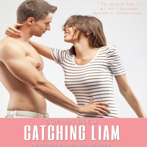 Catching Liam audiobook cover art