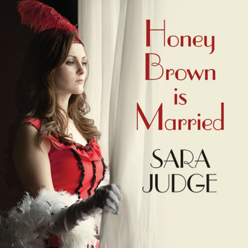 Honey Brown Is Married audiobook cover art