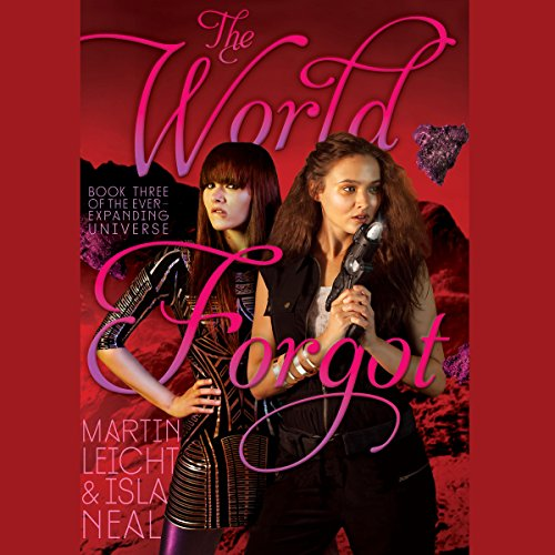 The World Forgot cover art