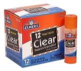 Best Glue Sticks - Elmer's Clear Glue Stick (E4064) Review