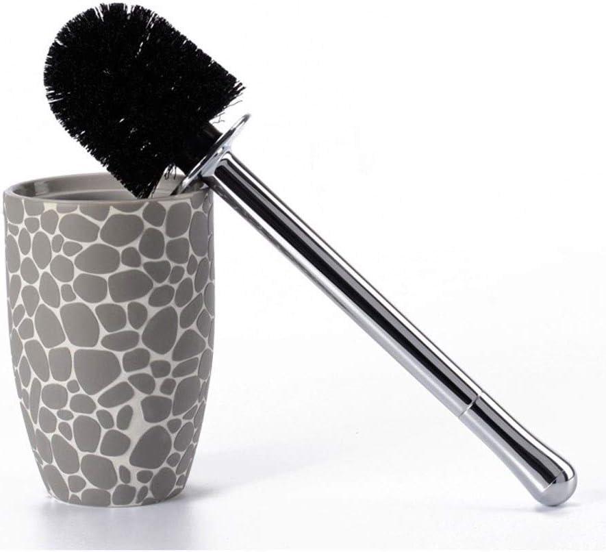 2021 new 5 ☆ very popular NYKK Toilet Brush Holders Creative Home Embossed Fashion
